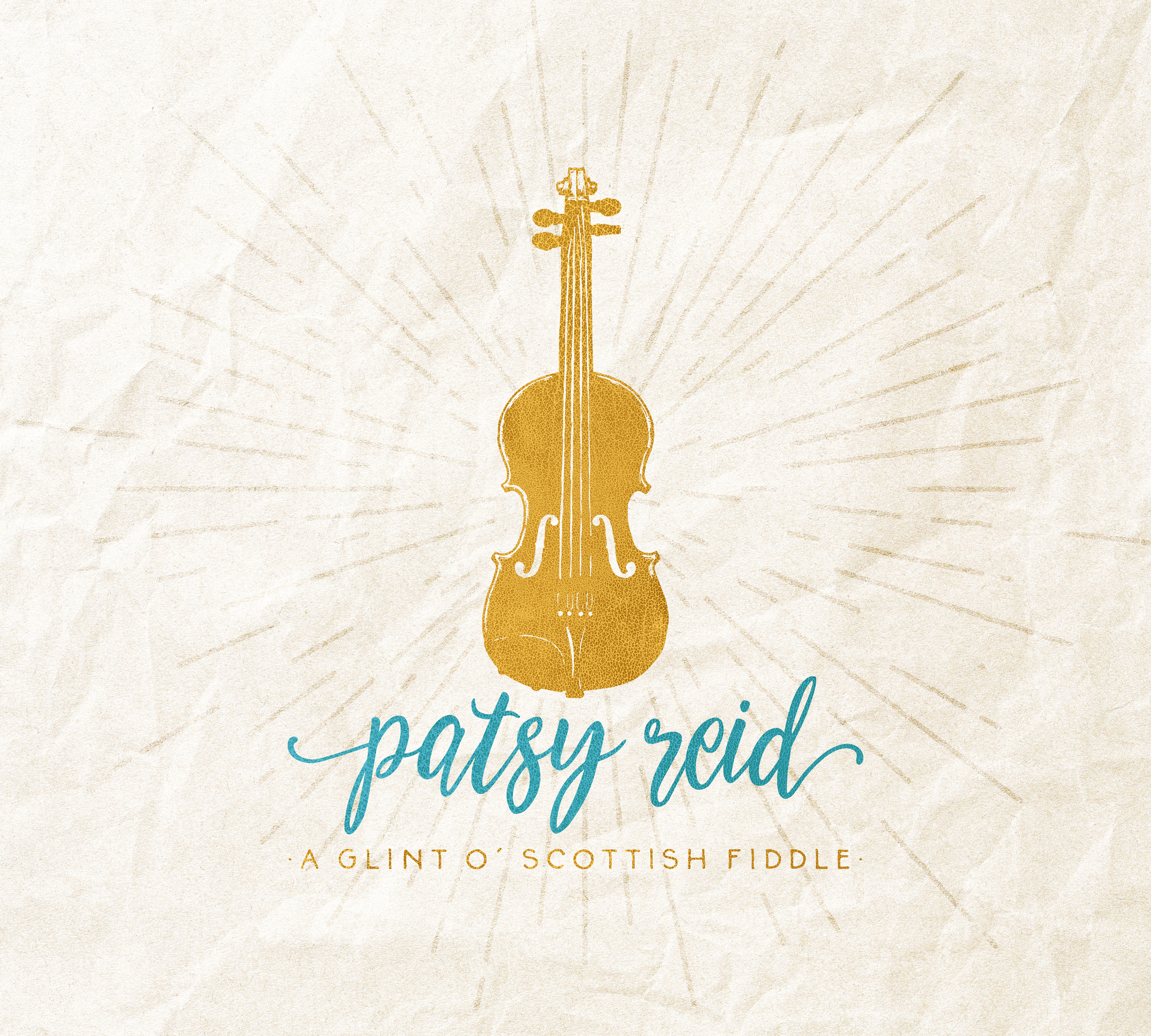 Patsy Reid » A Glint O' Scottish Fiddle – Available on all